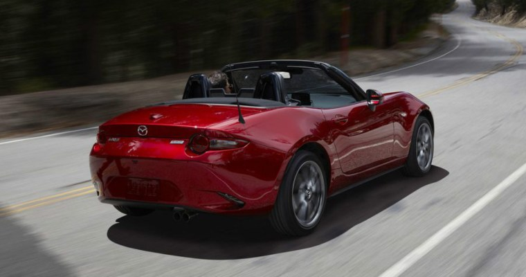 The Mazda Miata Just Got Better