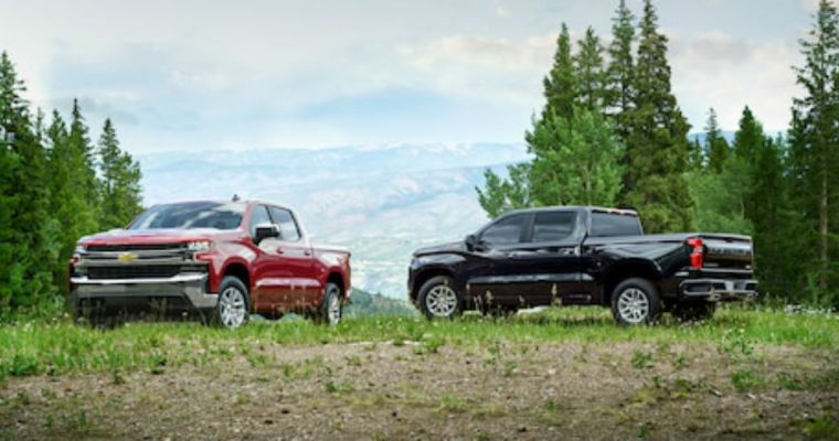 2019 Chevrolet Silverado Gets Fancy and Remains Tough