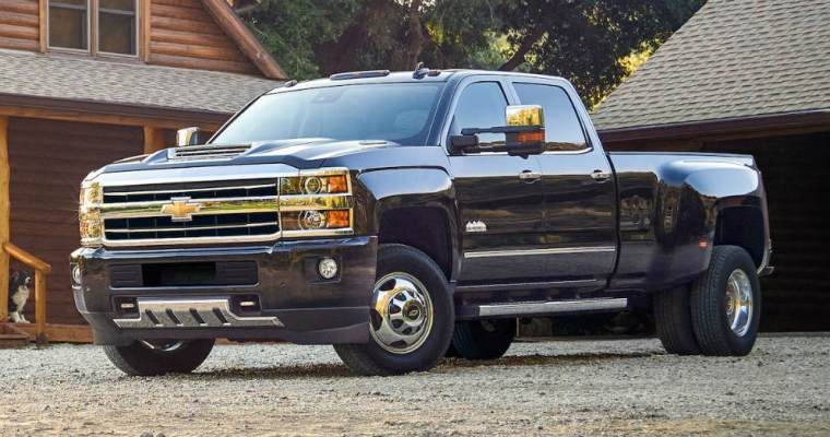 2019 Chevrolet Silverado HD: Serious Work and Comfort