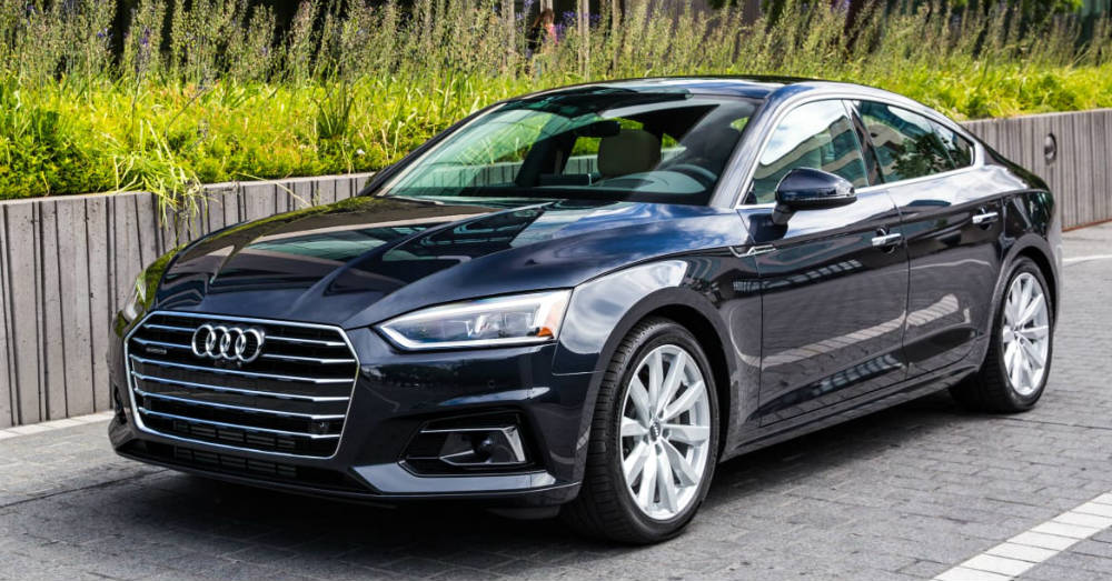 2018 Audi A4 More for Your Drive