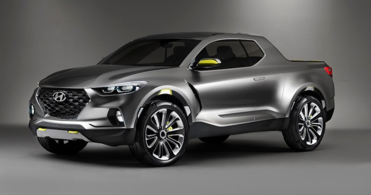 Hyundai is ready to give us a Pickup Truck