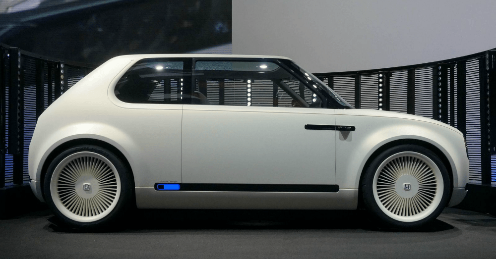 Another Honda EV is on the Way