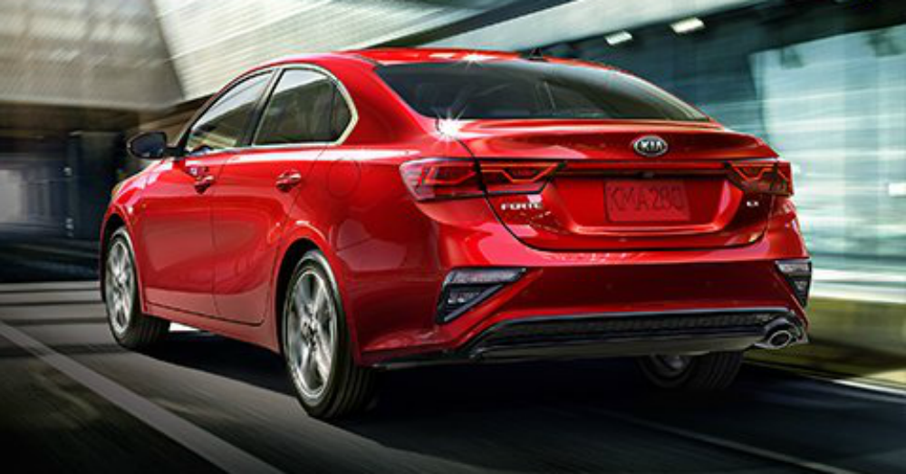 The Kia Forte Could be Right for You