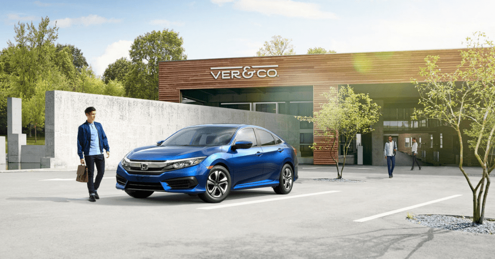 Honda Brings You a Great Compact Car to Drive