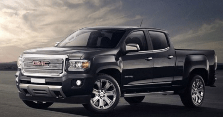 The GMC Canyon is Waiting for You