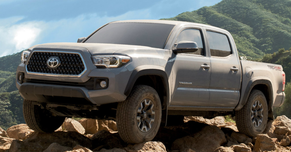 Tough Truck – The Toyota Built with a Purpose