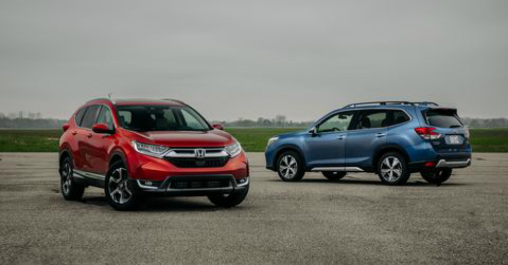 Midsize SUV – Fall in Love with this Honda