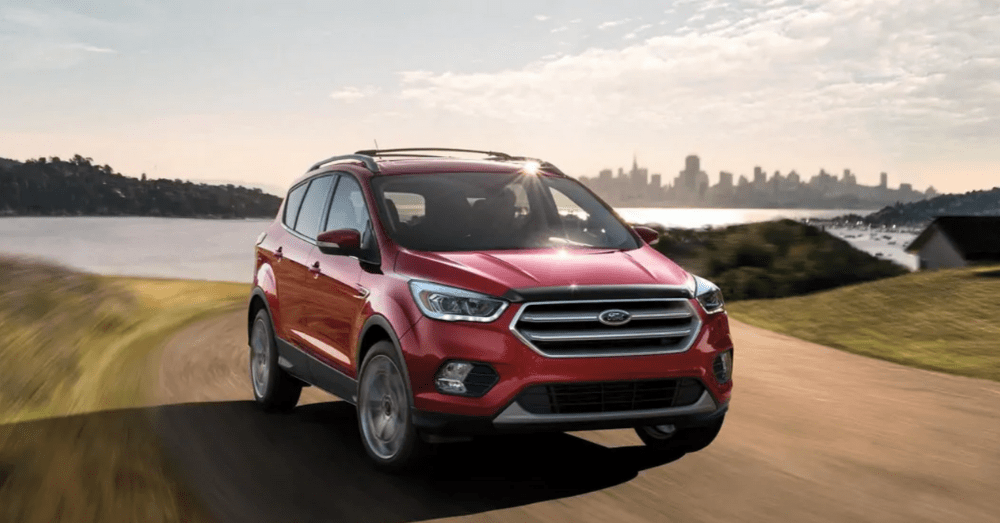 Exceed Expectations in the Ford Escape