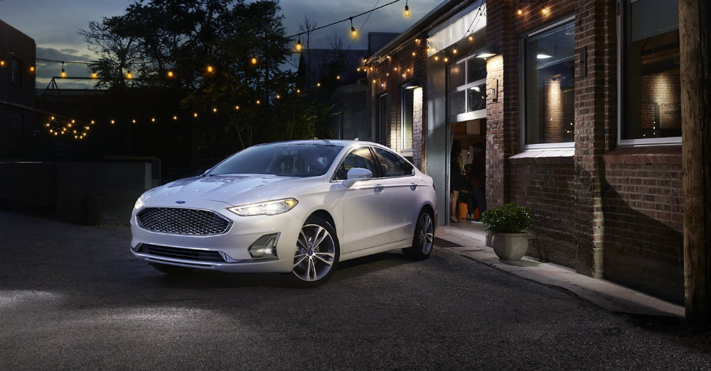 Sedan – The Ford Fusion is Right for You