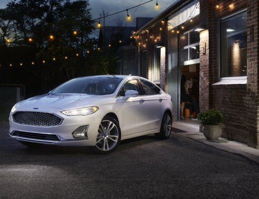 Sedan - The Ford Fusion is Right for You