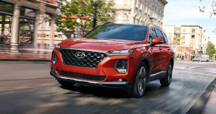 Hyundai – Several Used SUVs to Choose From