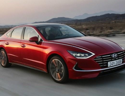 2020 Hyundai - The Midsize Comfort of the Hyundai Sonata