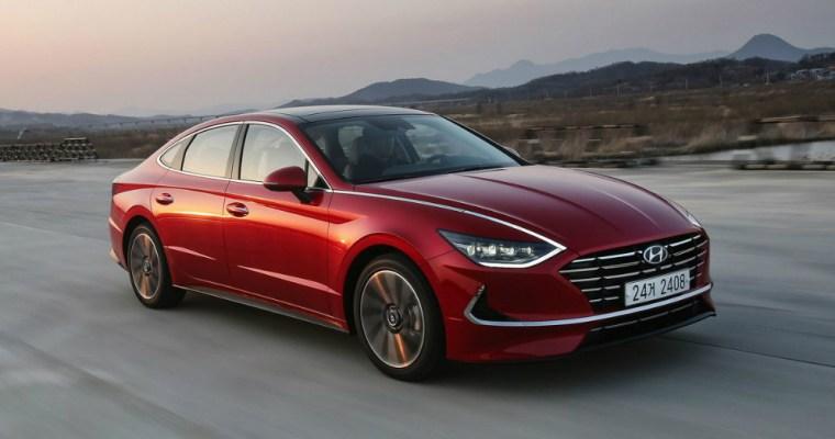 2020 Hyundai – The Midsize Comfort of the Hyundai Sonata