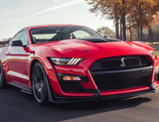 2020 Ford - Find Your Joy with the Mustang