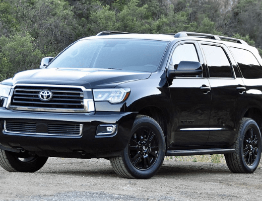 A Lot to Offer for Your Drive in the Toyota Sequoia