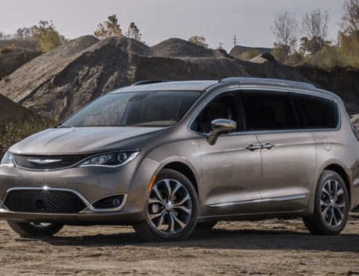 The Chrysler Voyager is a More Affordable Alternative