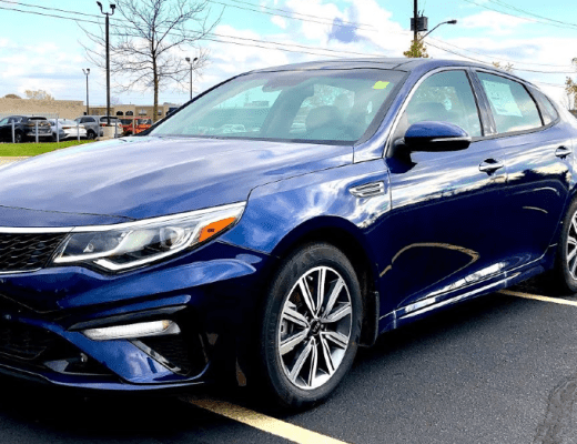 Value Never Looked as Good as the Kia Optima