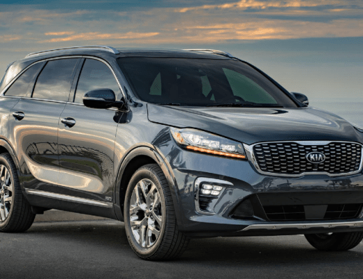 2020 Kia Sorento: Maneuver this SUV the Right Way