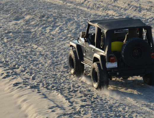 Best off-road vehicles to hit the beach in