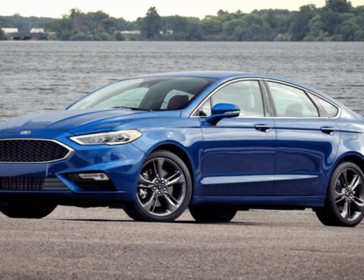 Is it Time to Get a New Ford Fusion? Check Out the Models Offered.