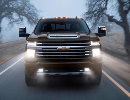 2020 Chevrolet Silverado 3500HD: More Power