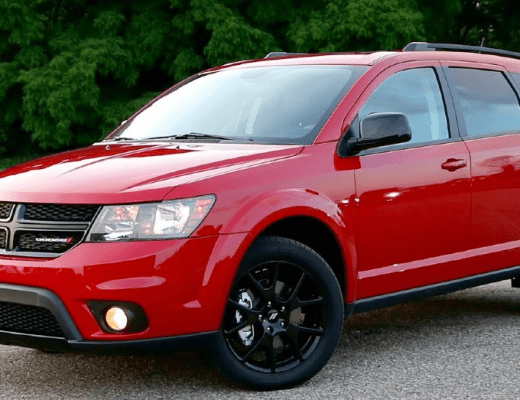 Dodge Journey - Affordable Quality Driving from Dodge