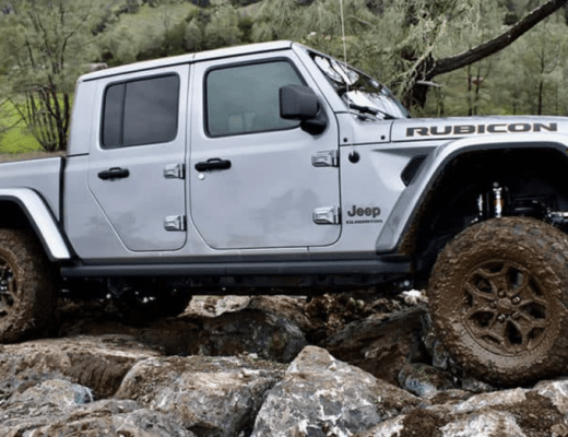 Enjoy the Launch of the Jeep Gladiator