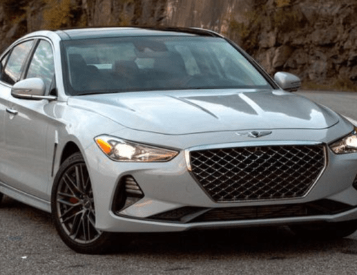 Go All the Way and Drive the Genesis G70 3.3T