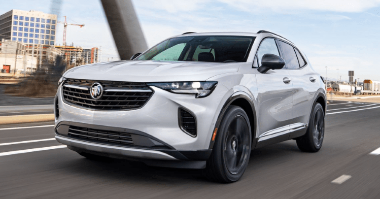 The Buick Envision Avenir is Truly a Goldilocks Type of Vehicle