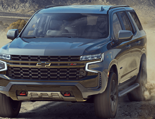 The Chevrolet Tahoe High Country is an Amazing Full-Size SUV