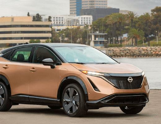 2022 Nissan Ariya: Bringing Electricity to the SUV World