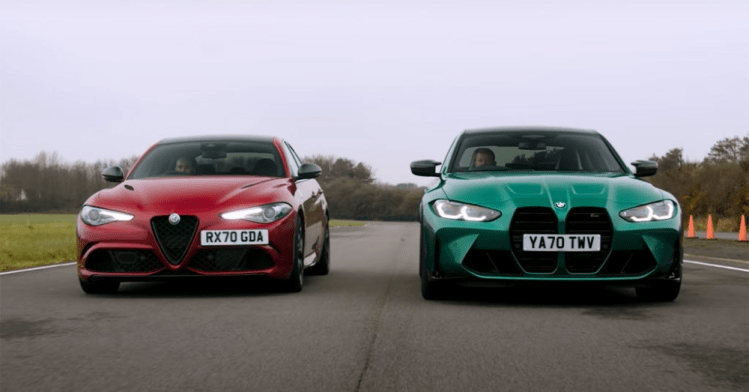 Alfa Romeo Giulia: How does it stack up to the BMW M3?