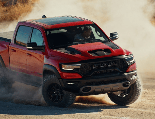 The Ram 1500 TRX is Ready to Take Down the Raptor