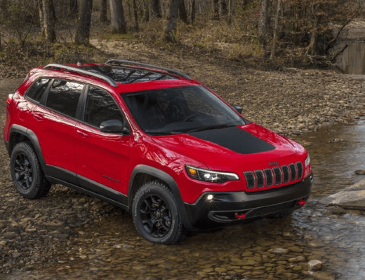 The Jeep Cherokee Trailhawk Takes Off-Roading to the Next Level