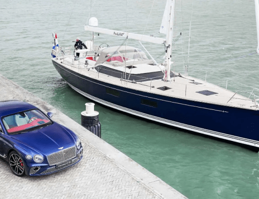 Want Your Boat to Match Your Bentley?
