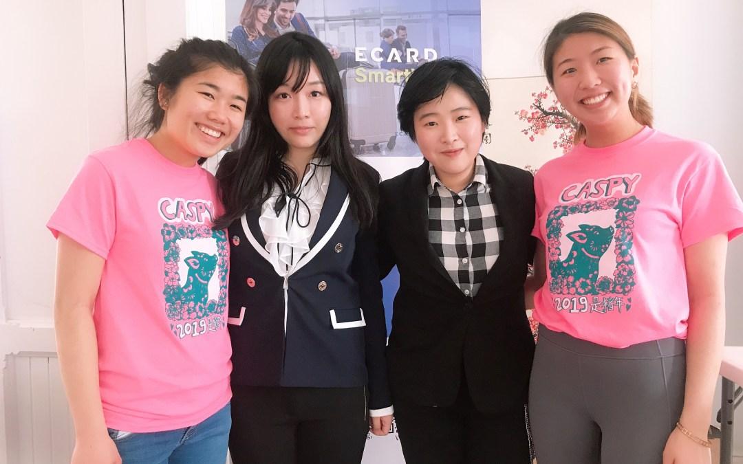 Proud Sponsor of Yale Chinese Adopted Siblings Program
