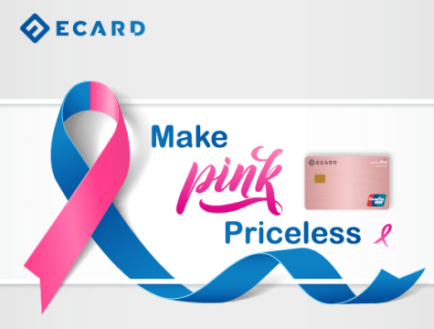 Make Pink Priceless breast cancer awareness