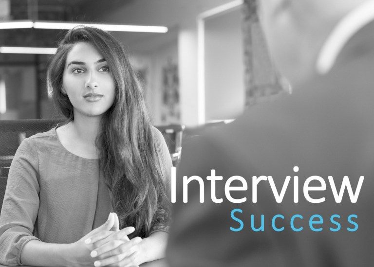 Interview success course image