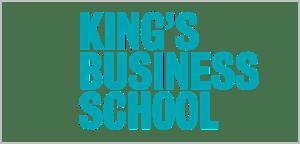 Kings Business School logo