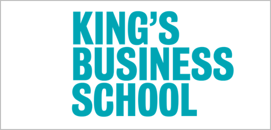 Kings Business School logo