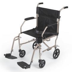 Lightweight Transport Chair Folding Indiamart Buy Freedom 2 300 Lbs Cap In