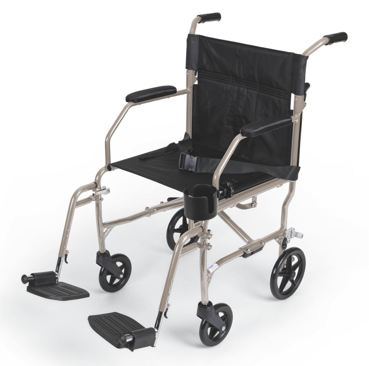 Transport Chairs Buy Lightweight Freedom 2 Transport Chair 300 Lbs Cap In