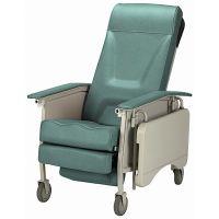 3-Position Recliner Geriatric Chair 400 Lbs Capacity...