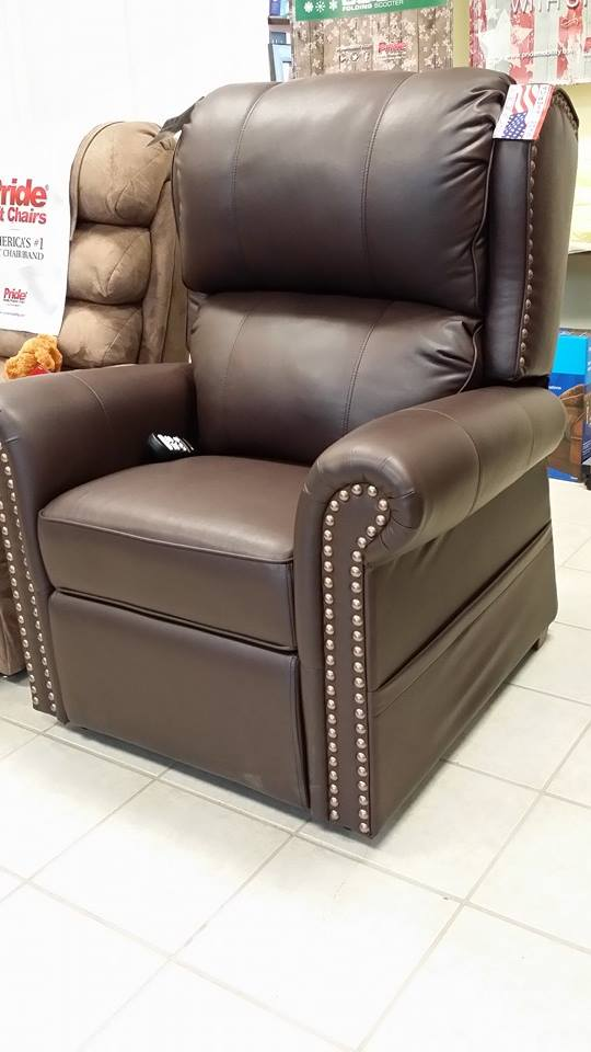 Buy 21 Inches Pub Reclining Lift Chair Maxi Comfort Series