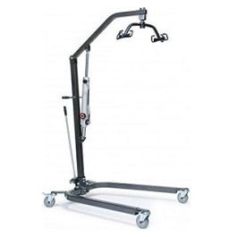 Buy Manual Hydraulic Hoyer Patient Lift With Sling 400 Lbs...