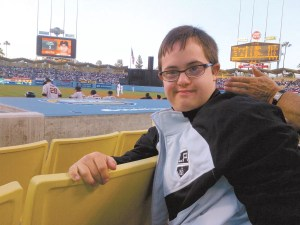 Viking resident Chris Sutter is excited to be part of Team Alberta for the 2014 Special Olympics Canada Summer Games.