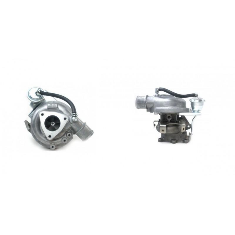 Repasované turbodmychadlo Nissan Interstar 3.0 DCI 136 hp