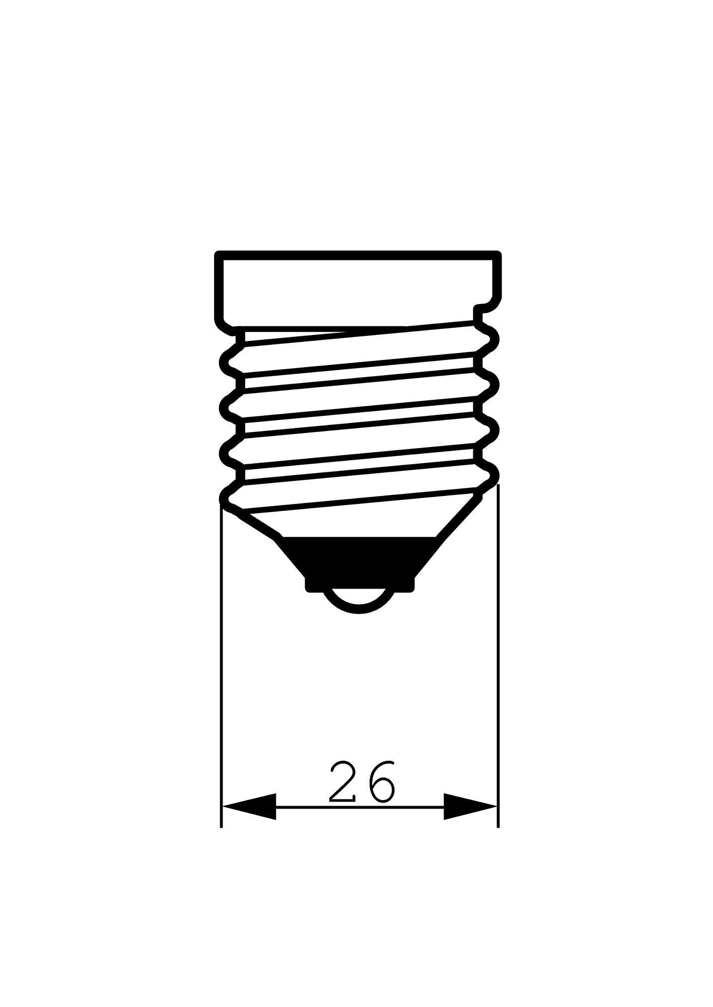 PHILIPS 111724 Incandescent Lamp A19 100 W E26 Medium