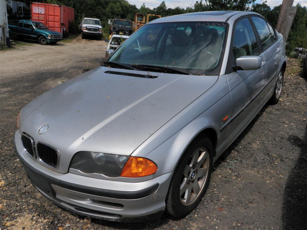 hight resolution of this bmw 323i has a 2 5l l6 dohc 24v engine and a 5 speed automatic overdrive transmission if you need parts from this 3 series 323i or any other parts for