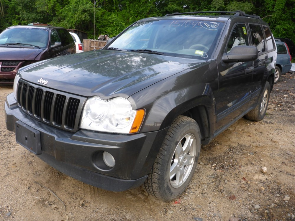 medium resolution of this jeep grand cherokee has a 3 7l v6 sohc 12v engine and a 5 speed automatic overdrive transmission if you need parts from this grand cherokee laredo 4wd